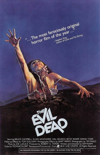 the-evil-dead-one-sheet