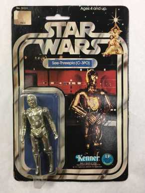 C3PO Card Front